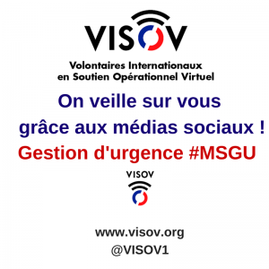 L'équipe de France des volontaires numériques en gestion d'urgence (7)