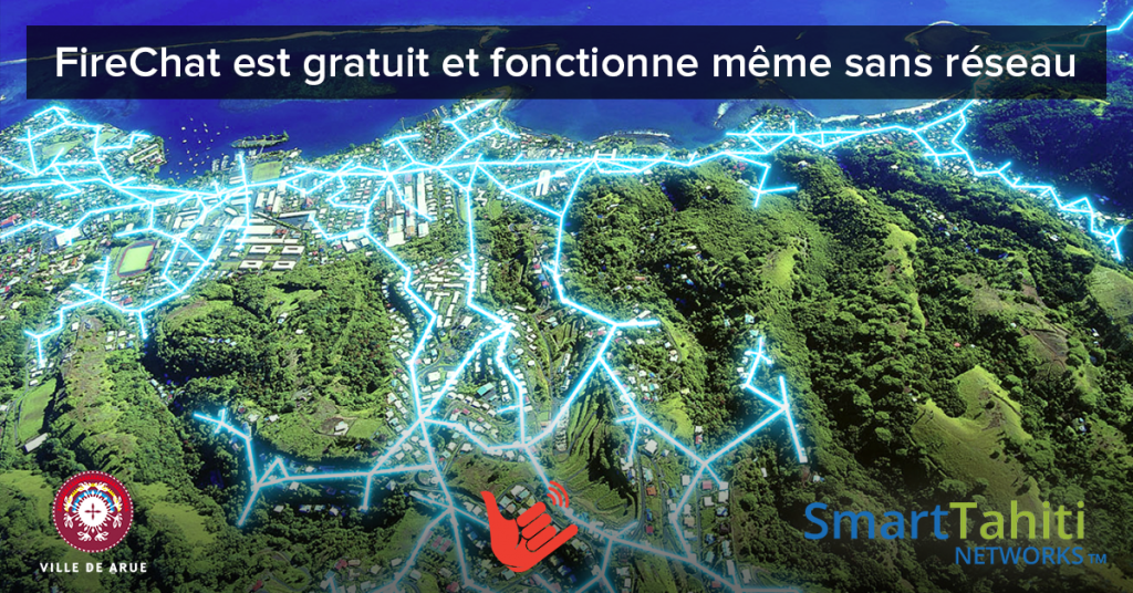 FireChat Réseau citoyen